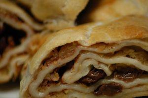 Baking, Apfelstrudel, Apple Strudel