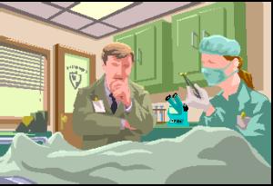 Detective, In Morgue