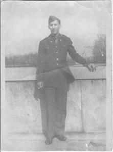 Emil Navor, WWII