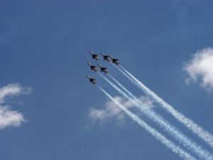 US Air Force, Thunderbirds