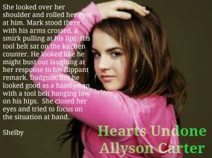 Hearts Undone, Shelby meme
