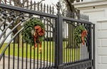 White House Front Gate