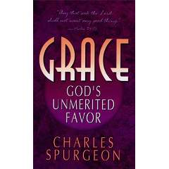 Grace, God's Unmerited Favor