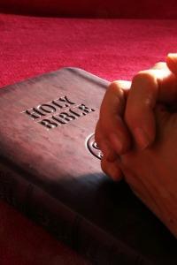 Bible, prayerjpg