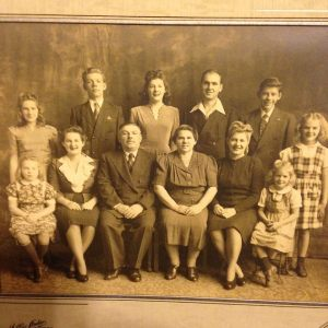 Grandma, Grandpa, Family