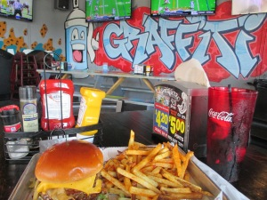 Graffiti Burger Bar