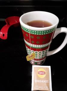 Christmas Mug Tea