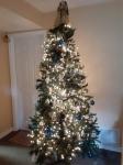 Xmas Fl 19 Deb Tree #2