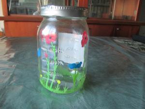 Blessing Jar, Mason Jar 2