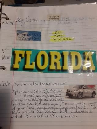 Vision Journal FL