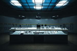A war room