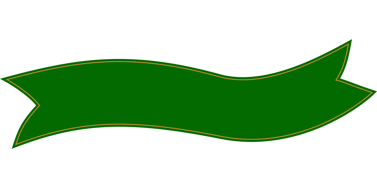 ribbon-green